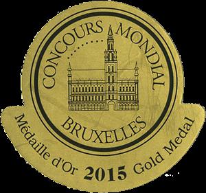 Médaille or Bruxelles 2015.png